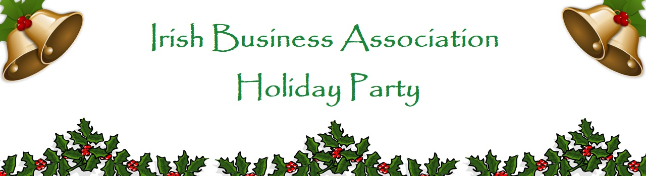 Irish Business Association - Networking Party