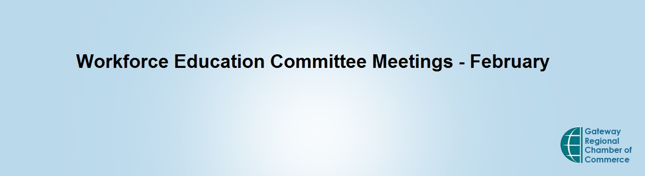 Workforce Education Committee - February